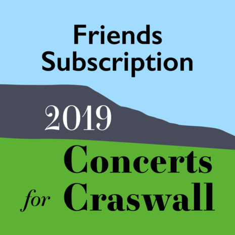 Graphic for Friends Subscriptions 2019