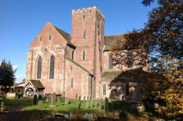 Raising the Roof for Dore Abbey